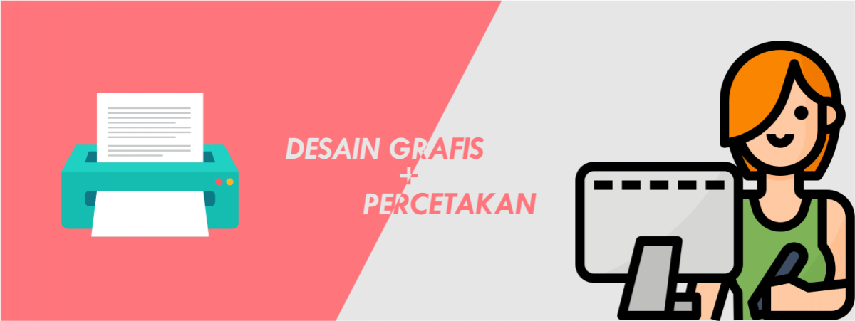 desain grafis dan percetakan