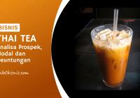 bisnis thai tea