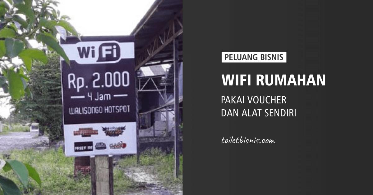 bisnis wifi di rumah