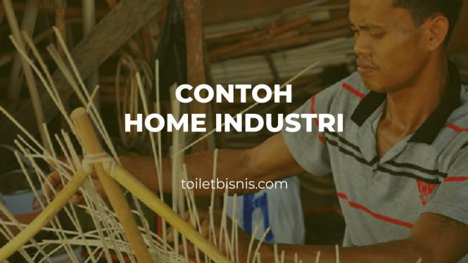 contoh home industri