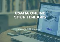 usaha online shop terlaris 2020