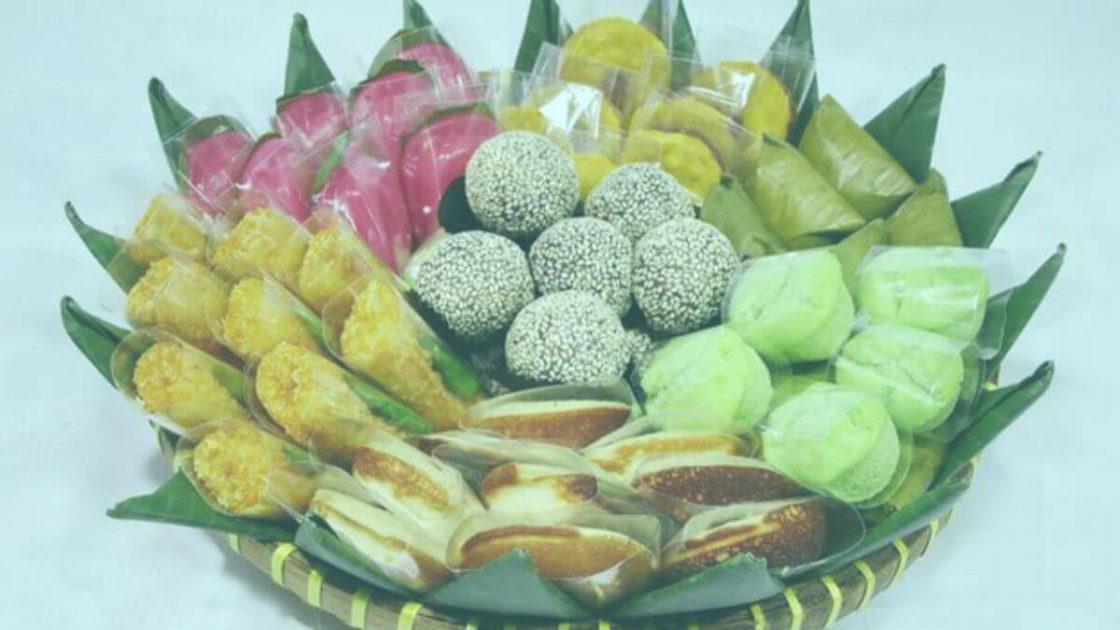usaha makanan kue basah tradisional