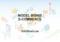 model bisnis e commerce