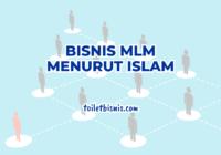 bisnis mlm menurut islam