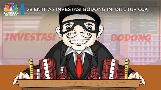 Ciri Ciri Investasi Bodong