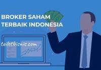 Broker Saham Terbaik di Indonesia