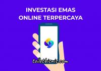 Investasi Emas Online Terpercaya