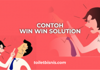 Contoh Win Win Solution
